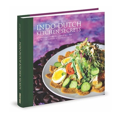 Indo Dutch Kitchen Secrets cookbook