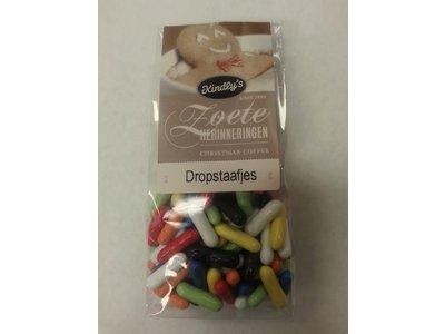 Kindlys Kindlys Licorice Sticks Candy Shell 7 Oz Bag