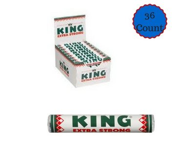King King Peppermint Extra Strong - Box Deal