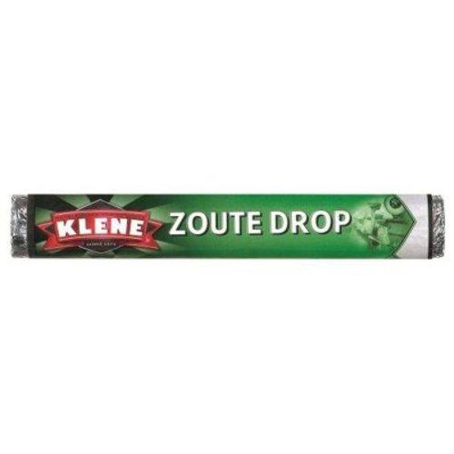 Klene Klene Zoute Drop Licorice Singles Roll