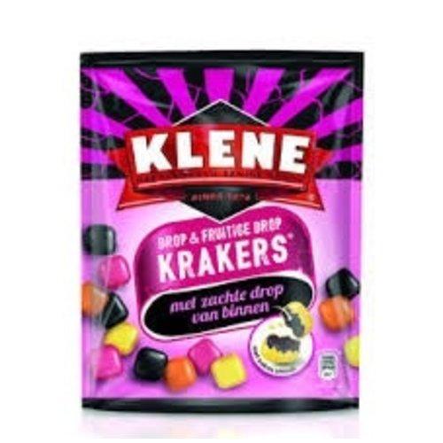 Klene Klene Licoirce & Fruit Krakers 210g bag