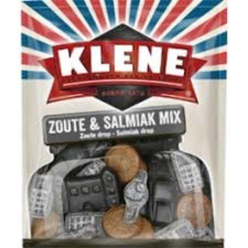 Klene Klene Zoute & Salmiak Mix 300g
