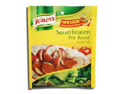 Knorr Knorr Sauerbraten Mix
