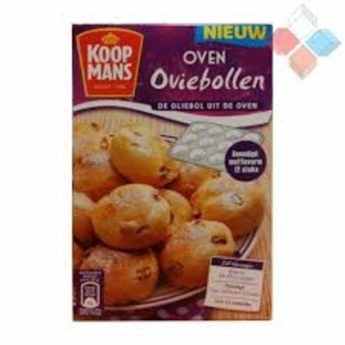 Koopmans Koopmans Oliebollen Oven Mix 257g