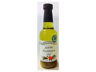 Lesley Elizabeth Lesley Garlic Rosemary oil 10 oz