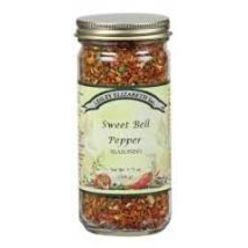 Lesley Elizabeth Lesley Sweet Bell Pepper Seasoning blend 2.8 oz shaker
