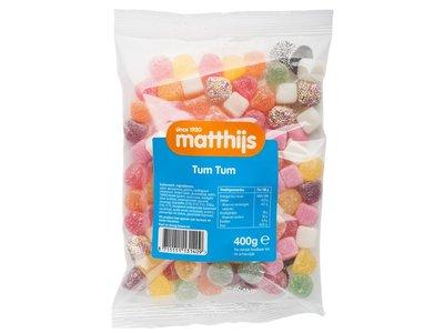 Matthijs Matthijs Tum Tum Mix 400g
