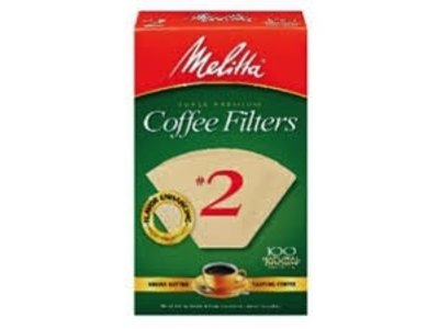 Melitta Melitta #2 Coffee Filters