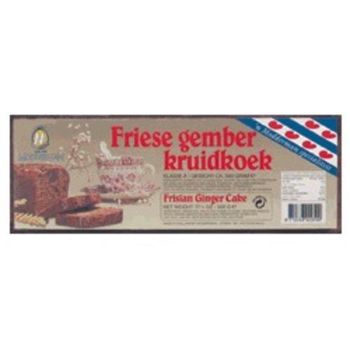 Modderman Modderman Frisian Ginger Cake 17.6 oz