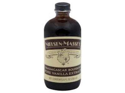 Nielsen Massey Nielsen Massey Pure Vanilla Extract 8 Oz