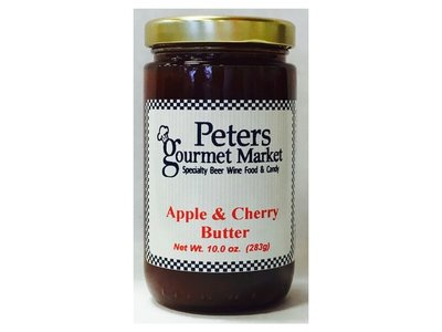 Peters Apple & Cherry Butter
