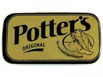Potters Potters Linea Lozenges Tins