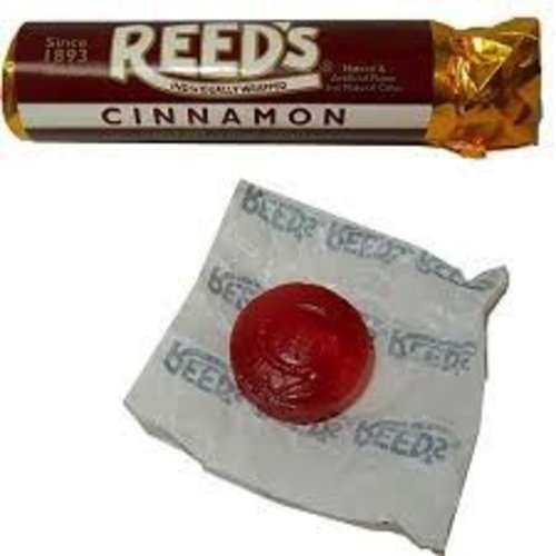 Reeds Reeds Cinnamon Candy Roll