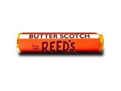 Reeds Reeds Butterscotch Candy 1 Oz Roll