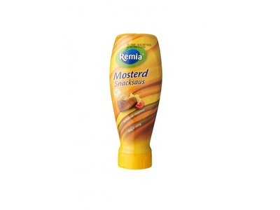 Remia Remia Mustard Sauce 16.9 oz dated 11 2018