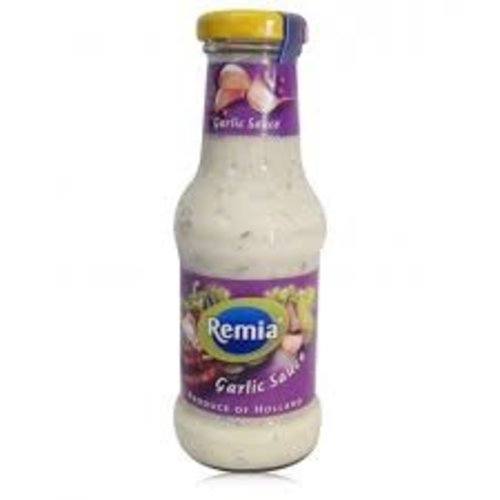 Remia Remia Garlic Sauce(Knoflook) 8.4 oz
