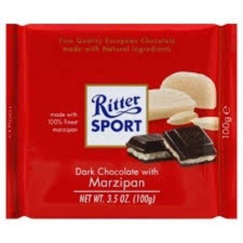 Ritter Ritter Bitter W/Marzipan