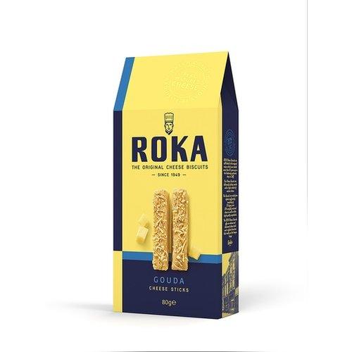 Roka Roka Gouda Cheese Stick 2.8 Oz Box