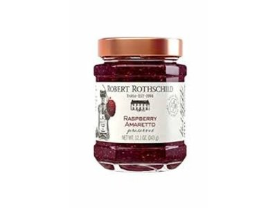 Rothschild Rothschild Raspberry Amaretto Preserves 12.1 oz