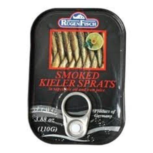 Rugenfisch Rugenfisch Smoked Kieler Sprats In Tin