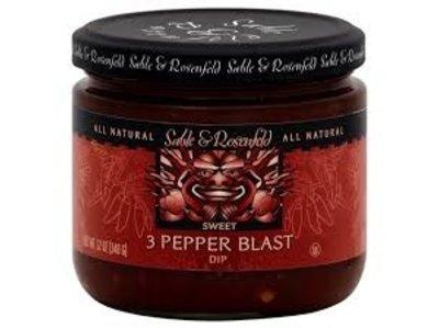 Sable & Rosenfeld Sable & Rosenfeld 3 Pepper Blast Appetizer