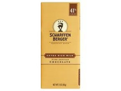 Scharffen Berger 41% Milk Chocolate Bar