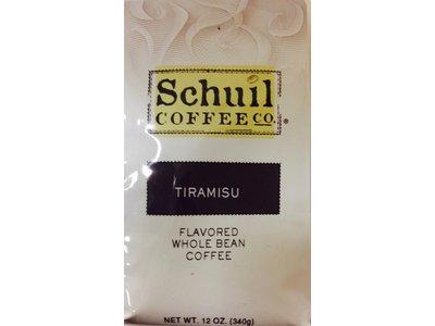 Schuil Schuil Tiramisu Flavored Coffee 12oz