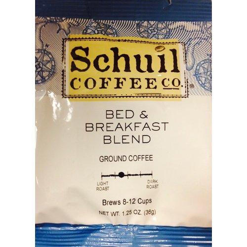 Schuil Schuil Coffee Bed & Breakfast 1.25 Oz Packet