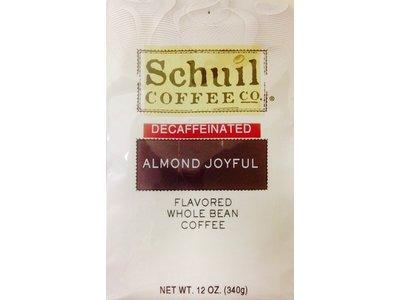 Schuil Schuil Almond Joyful Flavored Coffee 12oz Decaf
