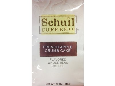 Schuil Schuil French Apple Crumb Cake Coffee 12oz