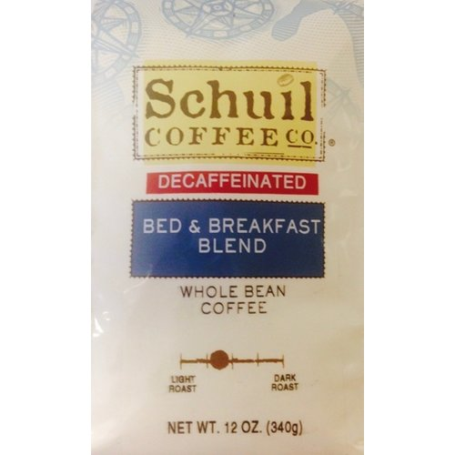 Schuil Schuil Bed & Breakfast Coffee 12oz Decaf