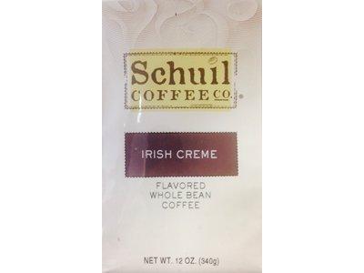 Schuil Schuil Irish Creme Flavored Coffee 12oz