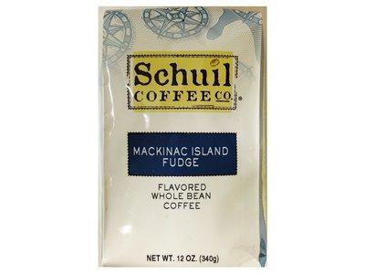 Schuil Schuil Mackinac Island Fudge Flavor Coffee 12oz
