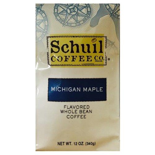 Schuil Schuil Michigan Maple Flavor Coffee 12oz