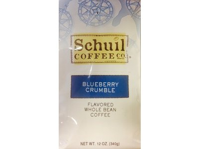 Schuil Schuil Blueberry Crumble Coffee 12oz