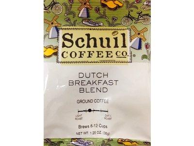 Schuil Schuil Dutch Dutch Breakfast Ss Pkt