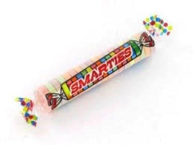 Smarties Mega Smarties Roll 2.25 Oz