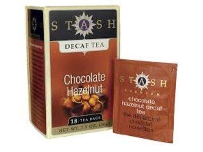 Stash Stash Chocolate Hazelnut Decaf tea