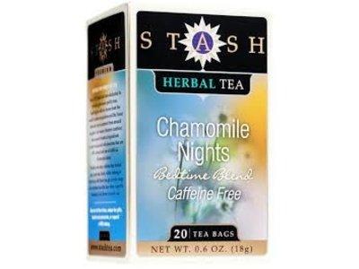 Stash Stash Chamomile Nights Herbal tea 20 ct