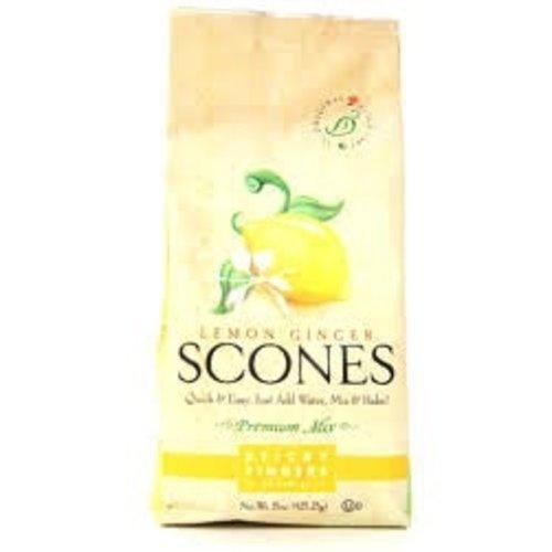 Sticky Fingers Bakery Lemon Poppyseed Scone Mix 15 oz