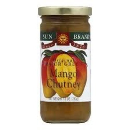 Sun Brand Major Grey Mango Chutney