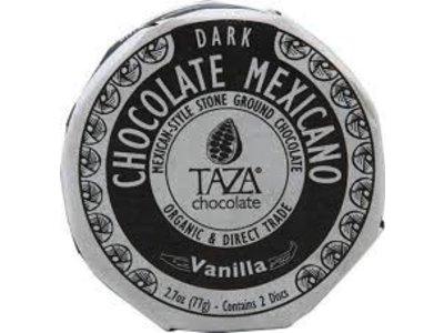 Taza Vanilla Chocolate Disc