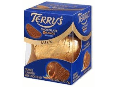 Terrys Terrys Milk Chocolate Orange