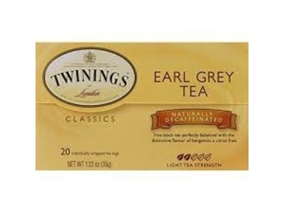 Twinings Twinings Earl Grey Decaf Tea