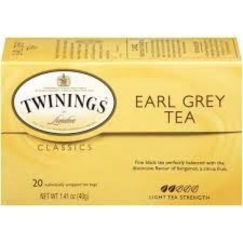 Twinings Twinings Earl Grey 20Ct Tea