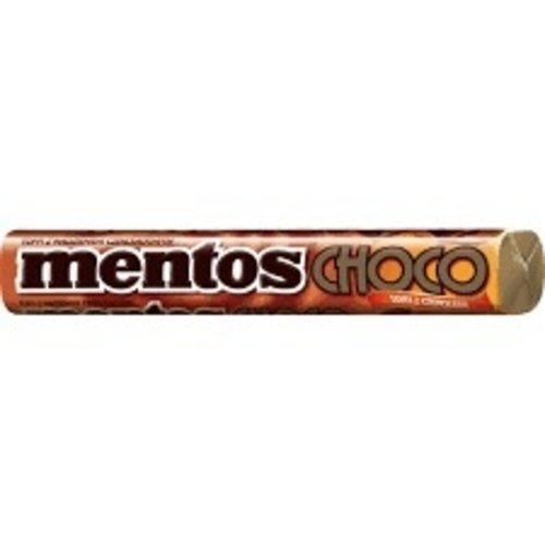 Van Melle Mentos Choco Caramel Rolls