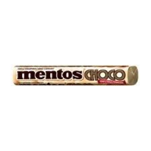 Van Melle Mentos Choco White Roll white chocolate center 1.3 oz