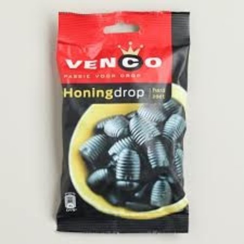 Venco Venco Honey Licorice 157g bag
