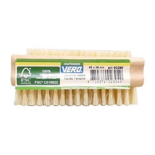Vero Vero Wood Nail Brush