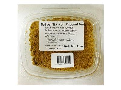 Verstegen Verstegen Kroket Spices 4 oz tub